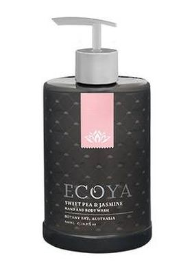 Ecoya Sweet Pea & Jasmine Hand & Body Wash