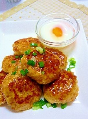 つくね  Tsukune Chicken Meat Ball