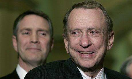FILE: U.S. Senator Arlen Specter Dies At 82