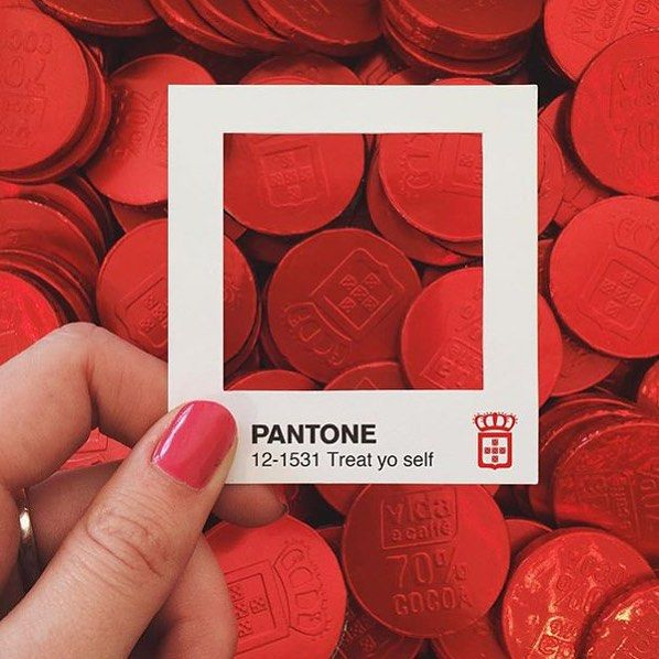 PANTONE 12-1531 • We'd like to call it Vida Red #vidaecaffe #red #youknowyouloveit