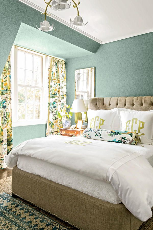 50th anniversary idea house dillards bedroom designed by elly poston