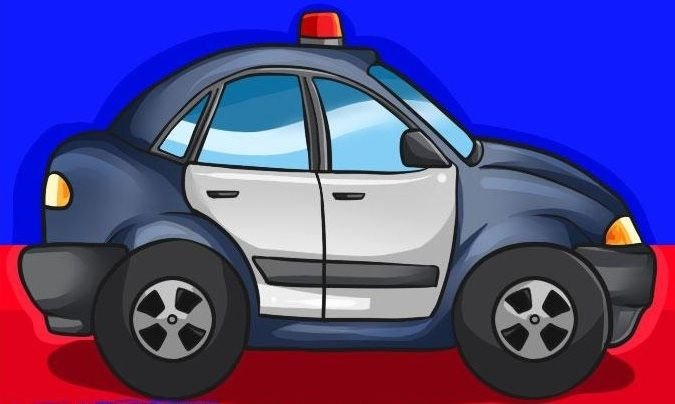 How To Draw Cars : It's Fun And Challenging :How To Draw Police Cars Using Adobe Illustrator–photos Of How To Draw Cars Ebook With Details