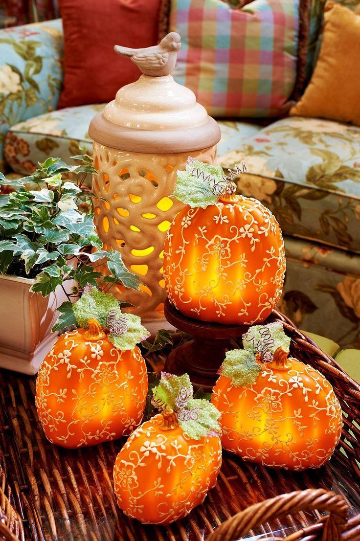 36 best images about Valerie Parr Hill on Pinterest  ~ 115403_Qvc Thanksgiving Decorations