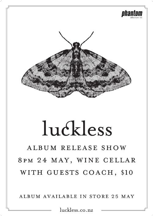 Luckless Poster