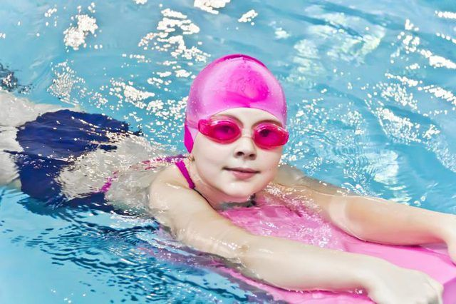 Swimming Drills for Kids