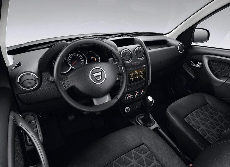 2014 Dacia Duster's Interior