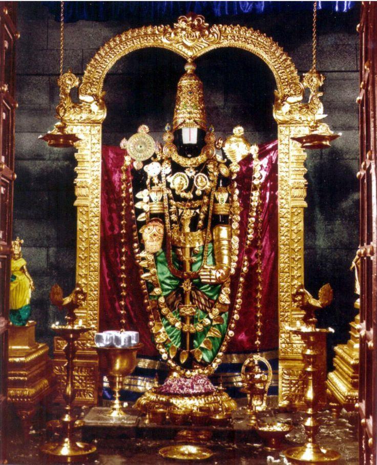"nikhilpaagalhai: ""mokshasree: "" Lord Venkateshwara in Thirupathi. I've been wanting to go again for years… "" stunning """