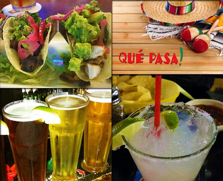 Celebrate Cinco De Mayo with $5 Casa Noble Margaritas, Patron Shots and the delicious Taco Trio! How does $4 Mexican Bottled Beer sound?! The DJ will be spinning your favorites from 3 pm to closing! Let's celebrate at #QuePasaCafe! www.qpmexicancafe.com/locations.html