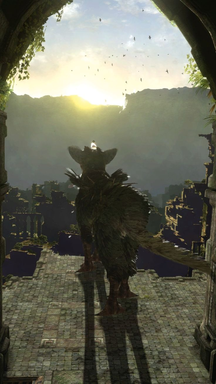 The Last Guardian (Game) - Giant Bomb