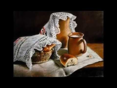 Csendéletek........virágok......Máté Sándor festményei