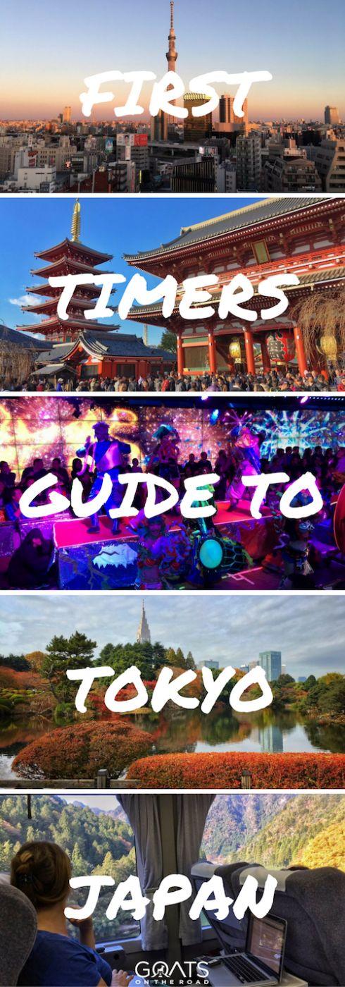 The Best Of Tokyo | Japan Travel Tips | First Time In Tokyo | #japantravel #northasia #Japan #japancosts #traveltips #travelcosts #backpackingjapan #japantips #bestintravel #travelon #asiatravel #tokyo #bestoftokyo #tokyotraveltips