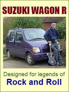 sleeping suzuki wagon r - Google zoeken