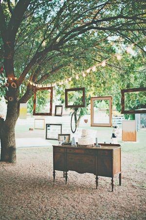 Al fresco backyard wedding Lauren + Aj Ruffled