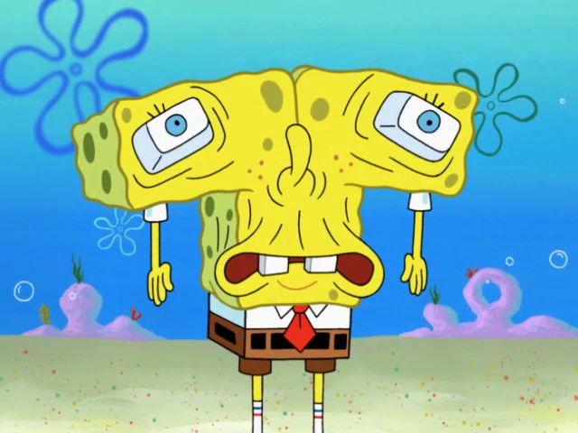 172a Face Freeze Page 2 Season 8 Spongebuddy Mania