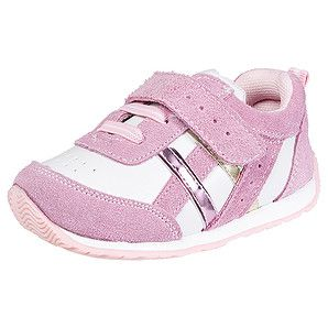 Super cute, our Blossom first walker runners are crafted in a leather upper and provide a super comfy fit and feel. Featuring a non slip sole, a padded...