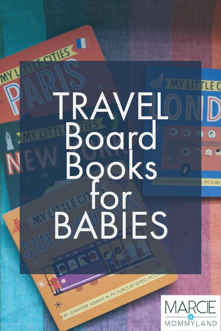 Do you and your family have wanderlust? Do you want to share your love of travel with your baby or toddler? My Little Cities is a series of board books that encourages early literacy and makes reading fun! Click to read more or pin to save for later. www.marcieinmommyland.com #boardbook #earlyliteracy
