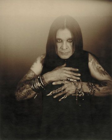 Ozzy Osbourne is infamously known for biting the head of a real bat during one of his shows. A fan threw a bat on stage, thinking it was fake he picked it up and bit it off with his mouth in front of everyone.