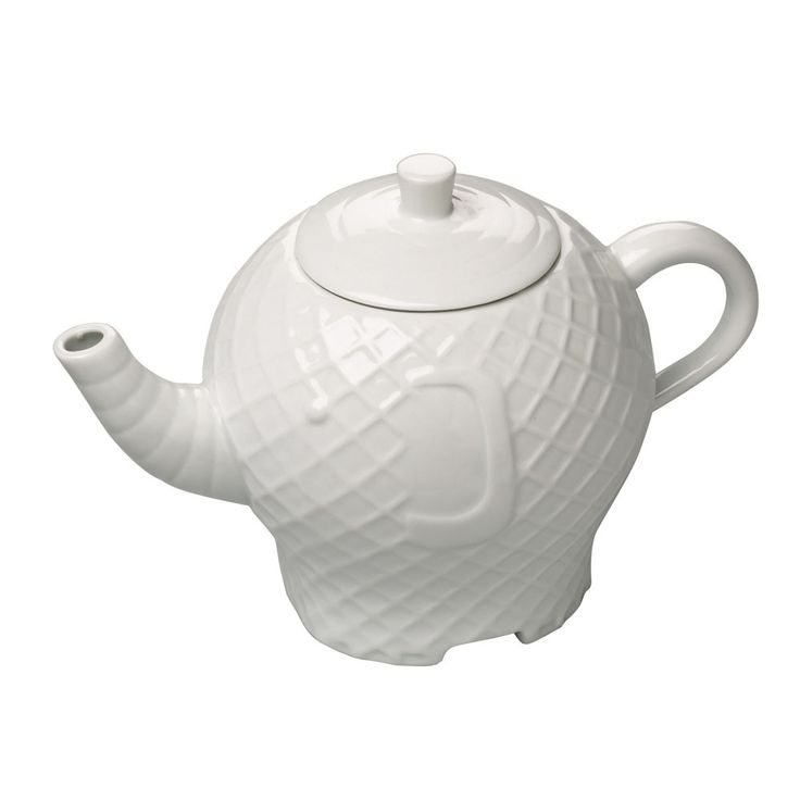 I would love to buy this for Dee, the receptionist at my mother's office. She's been diagnosed with lung cancer and is bed ridden. What a treat this little teapot of her favorite animal will give her when she goes for a cup of warm tea!