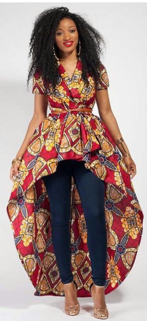 25 Best Ideas About African Outfits On Pinterest