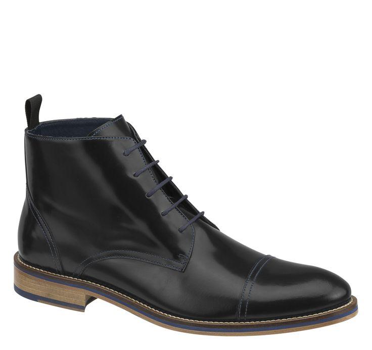 Hannigan Cap Toe Boot Johnston Amp Murphy Shoe Game