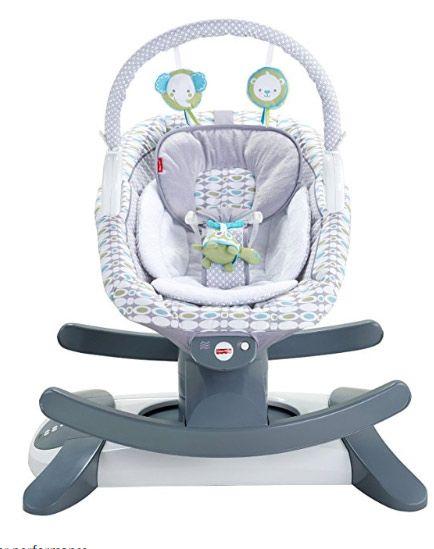 16bb1514b swing vibrating baby seat