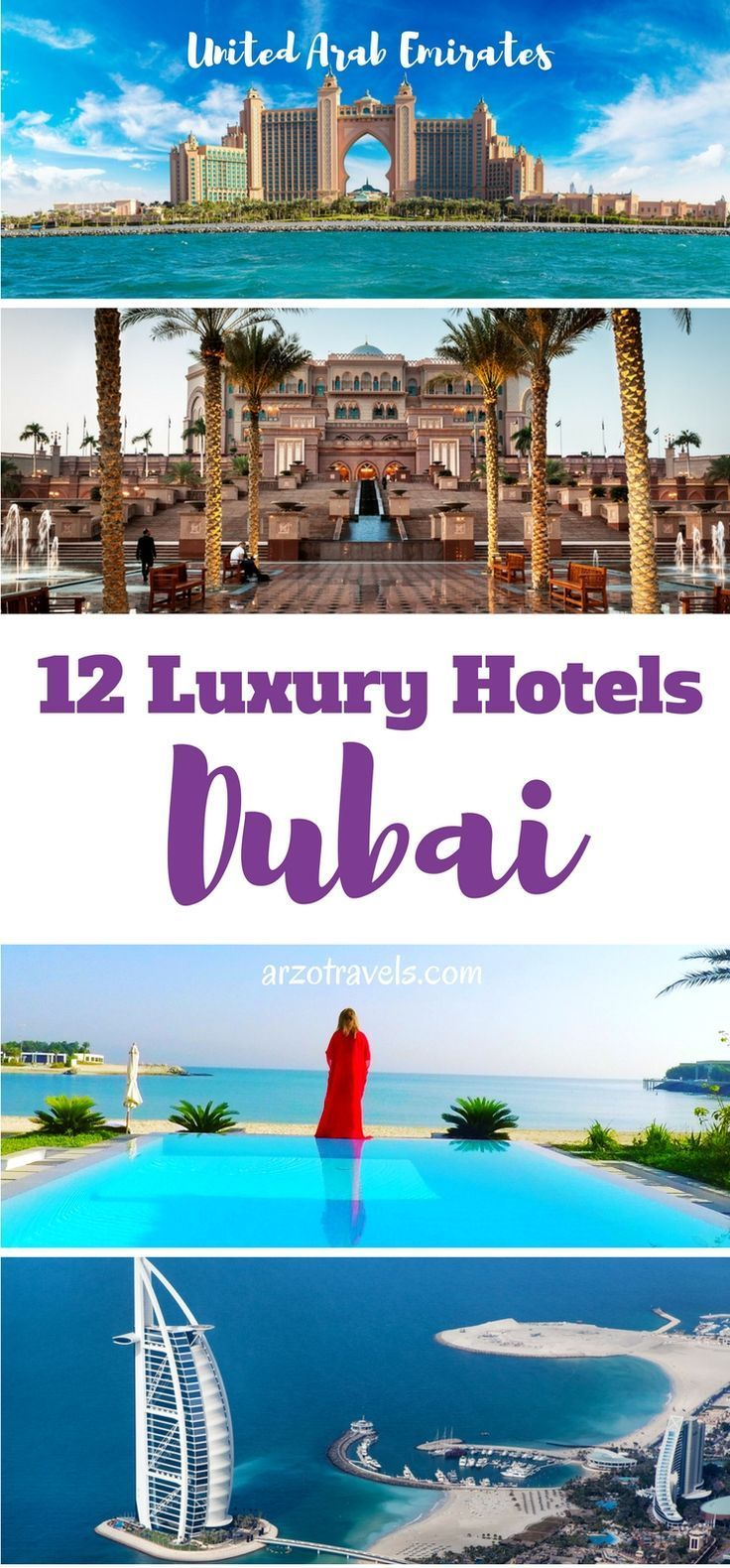 12 Favorite Luxury Hotels in Dubai and Abu Dhabi. Looking for awesome for accommodation in Dubai? Find my own top 12 list, UAE.