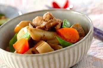 鶏と根菜類のうま味がたっぷり。冷めてもおいしいです。