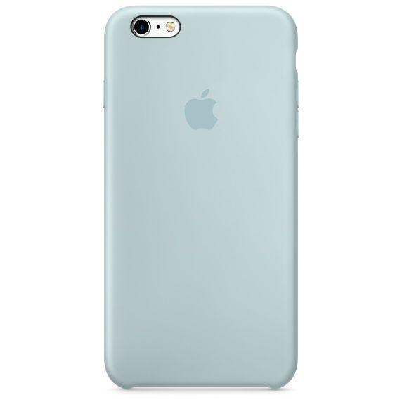 Case de silicone para iPhone 6s Plus - Cinza-carvão - Apple (BR)