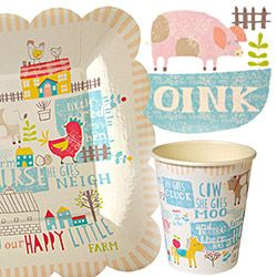 Happy Little Farm Essentials Party Pack