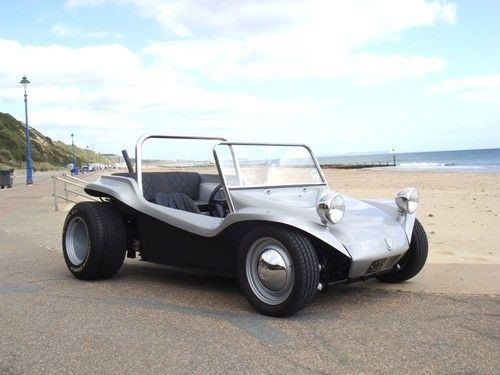 1966 VW BEACH BUGGY - Stance, wheel and tire combo, low back seats, color