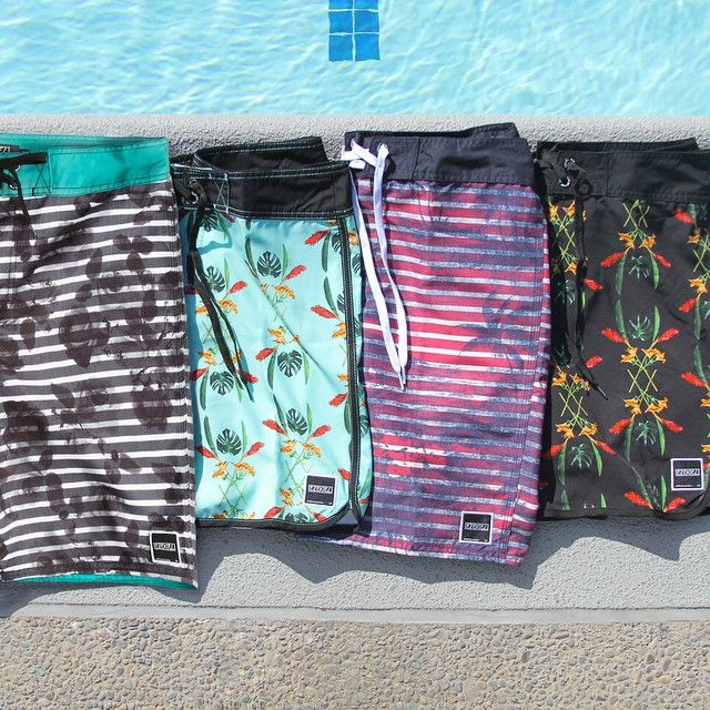 @EzekielClothing boardshorts on lock this summer. Tap link in bio to shop. #Ezekiel #Tillys