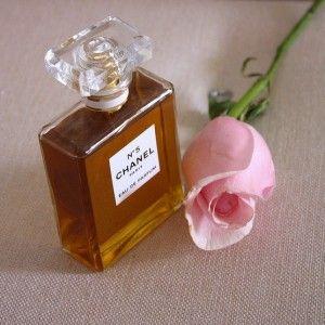 chanel 5 perfume mujer