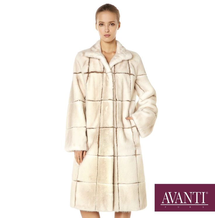 AVANTI FURS - MODEL: AMELIA-M MINK JACKET with Mink Silk details #avantifurs #fur #fashion #mink #luxury #musthave #мех #шуба #стиль #норка #зима #красота #мода #topfurexperts