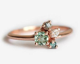 Dainty Modern Jewelry and More por MinimalVS en Etsy