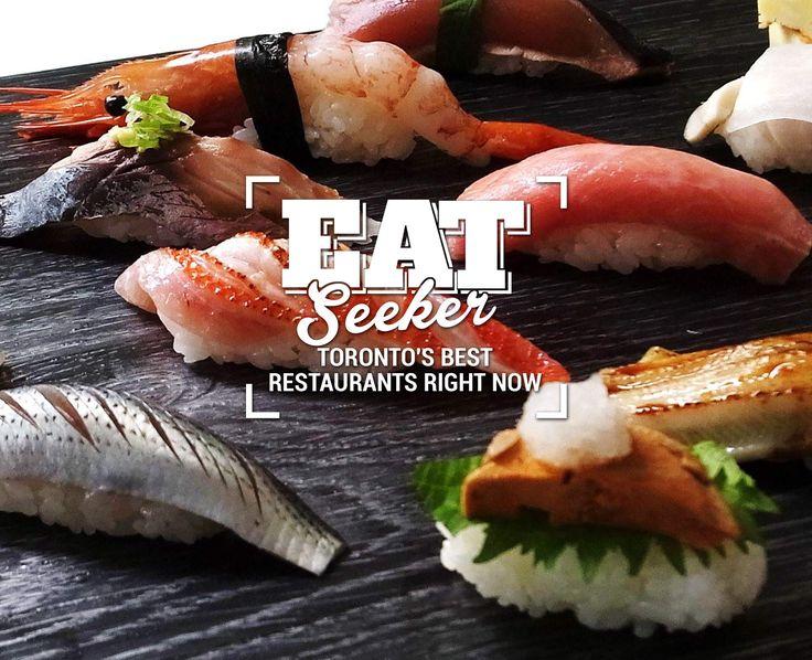 The Best Restaurants in Toronto Right Now  Foodie | #MichaelLouis - www.MichaelLouis.com