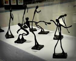 sculpture bronze giacometti - Recherche Google