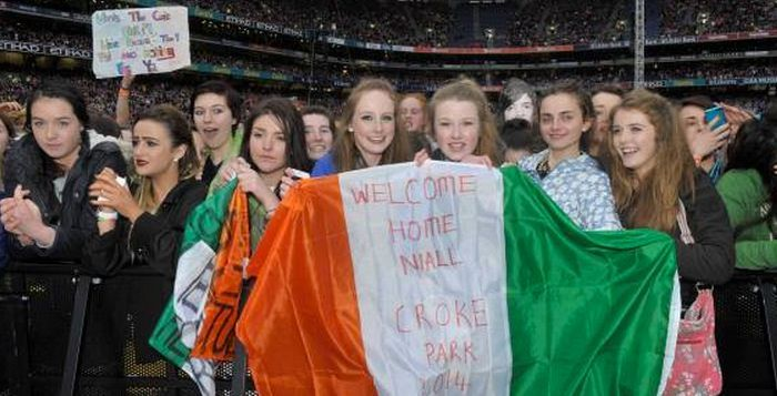 IRLANDIA KONCERTY – TO BYŁ KONCERT ONE DIRECTION, ALE NOC NIALLA