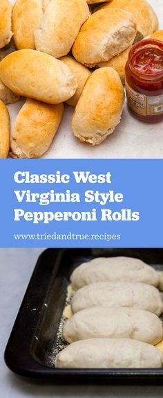 Add these crusty, savory West Virginia style pepperoni rolls to your #SuperBowl menu this year! Be sure to serve them with Oliverio Peppers to make them a super hit!