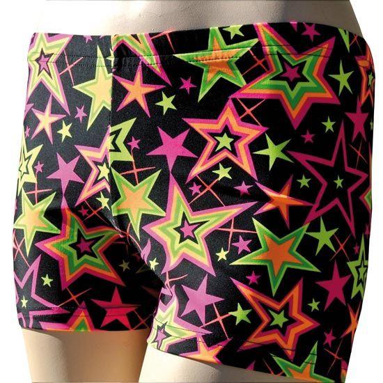 Gem Gear Star Pop Volleyball Spandex Short