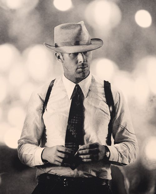 Ryan Gosling — Sgt. Jerry Wooters, Gangster Squad (2013)