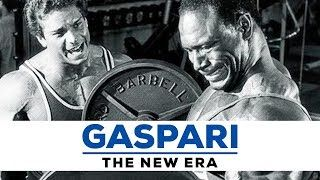 //  Rich Gaspari And Lee Haney...