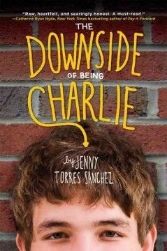 """Charlie is having a crappy senior year. Despite losing 30 pounds and developing bulemia he still gets called """"Chunks"""". He has to share a locker with the biggest Lord of the Rings freak in his school and he can't figure out Charlotte, the beautiful new girl. Oh, and now his emotionally damaged mom's disappeared again, and his dad won't talk about it."""