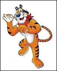 Tigre Tony Tiger Tony Frosties Kelloggs Meme Tatts En 2019