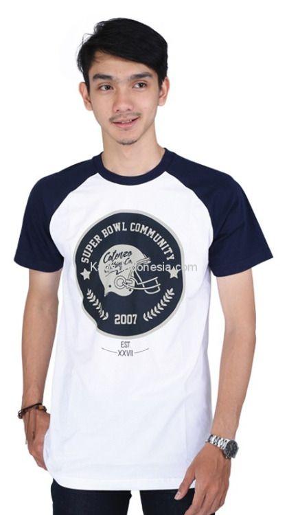 Kaos pria CPS 160 adalah kaos pria yang nyaman untuk dipakai...