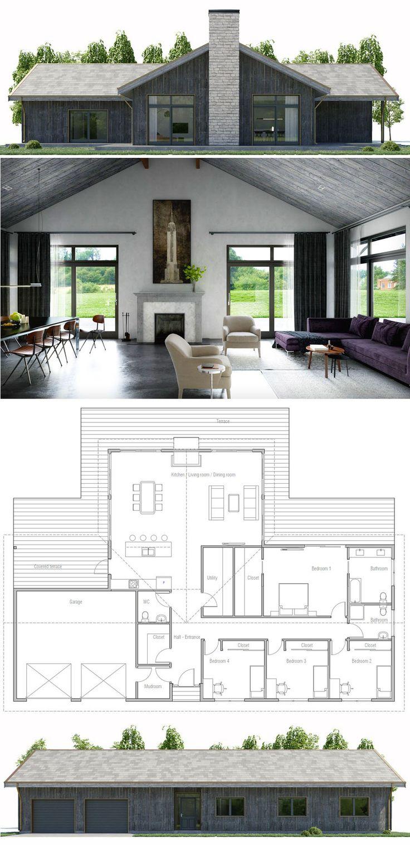 Plan de Maison Projet de Maison Architecture