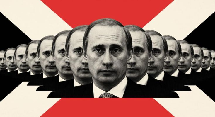 Trump Putin and the New Cold War
