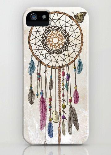 dream catcher iPhone case ♡
