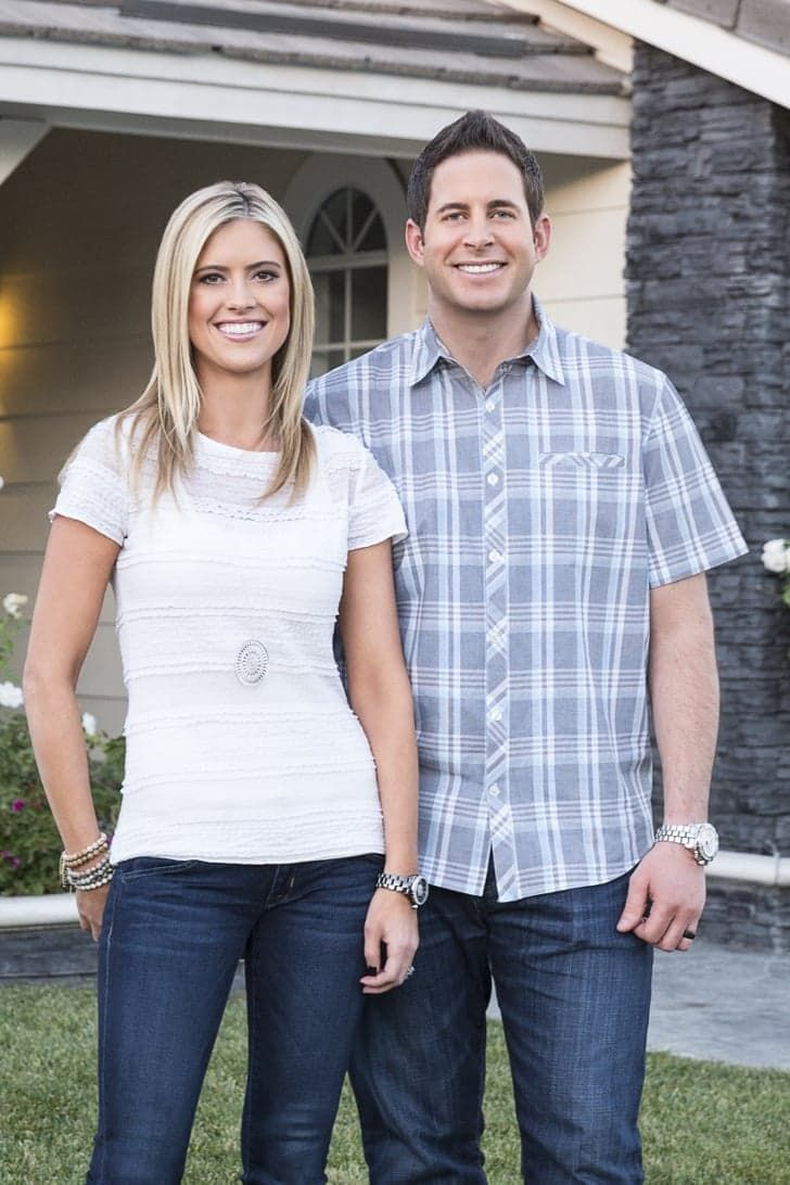 Pin for Later: We Didn't Realize Flip or Flop's Tarek and Christina Had So Much to Be Grateful For