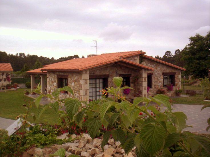 Publicaciones sobre construcciones de casas r sticas en - Casas rusticas gallegas ...