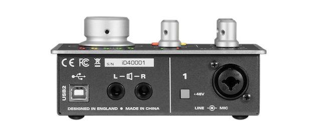 Audient iD4 on muusikon oma audiopurkki   Riffi